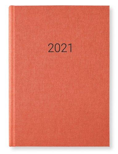 Kalender 2021 A5 Vecka/Sida notes Sunset 1