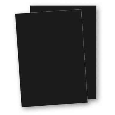 Kartong A4 220g 5-pack svart