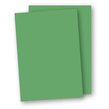 Kartong A4 220g 5-pack gräsgrön