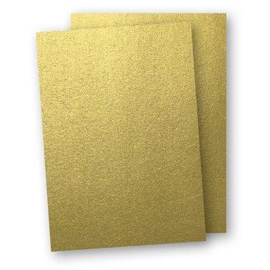 Kartong A4 220g 5-pack guld