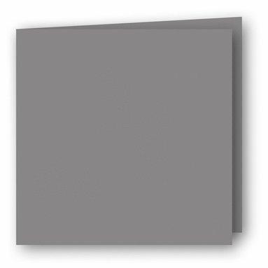 Kort kvadrat dubbla 5-pack grå