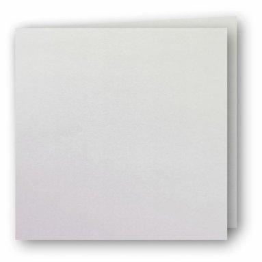 Kort kvadrat dubbla 5-pack pärlemor