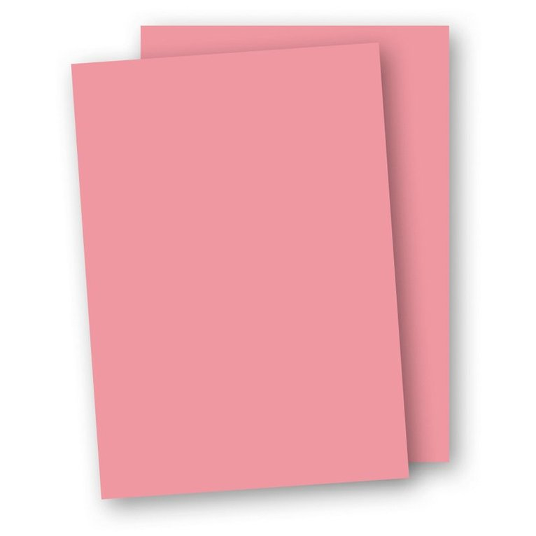 Papper A4 110g 10-pack rosa 1