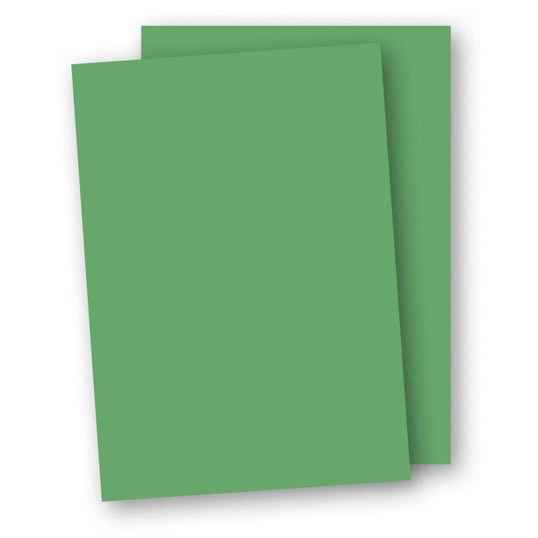 Papper A4 110g 10-pack gräsgrön 1