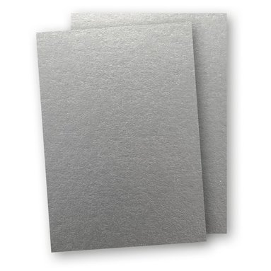 Papper A4 110g 10-pack silver