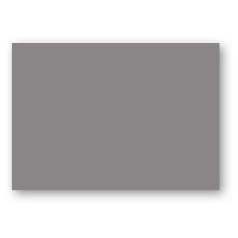 Kort A6 enkla 10-pack grå 1