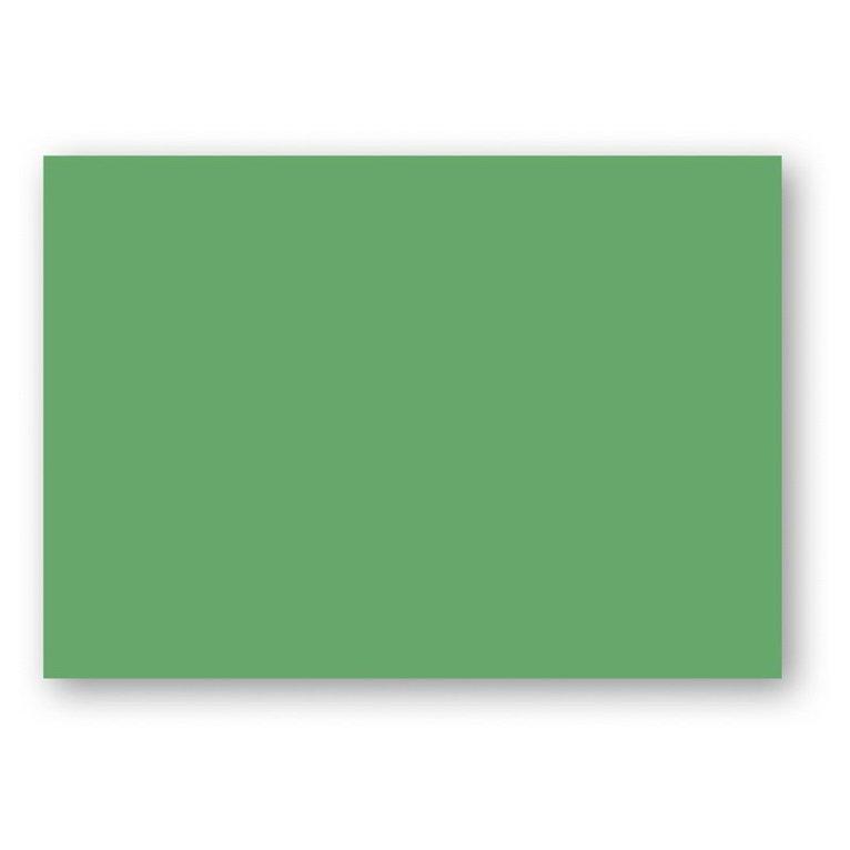 Kort A6 enkla 10-pack gräsgrön 1