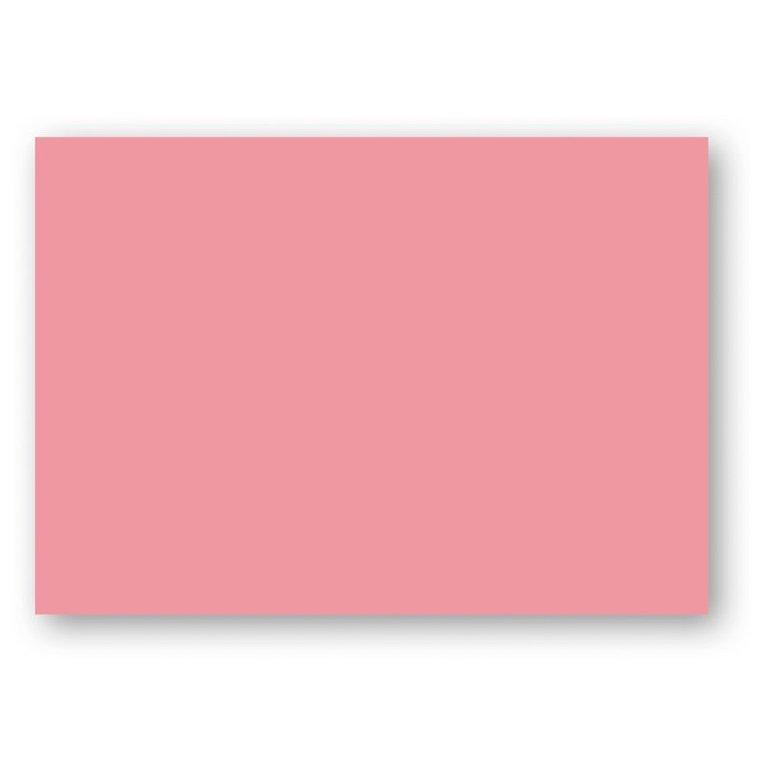 Kort A7 enkla 10-pack rosa 1