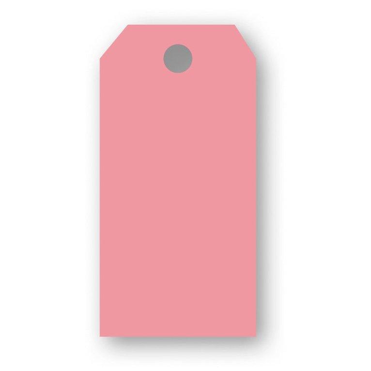 Adresskort 10-pack rosa 1