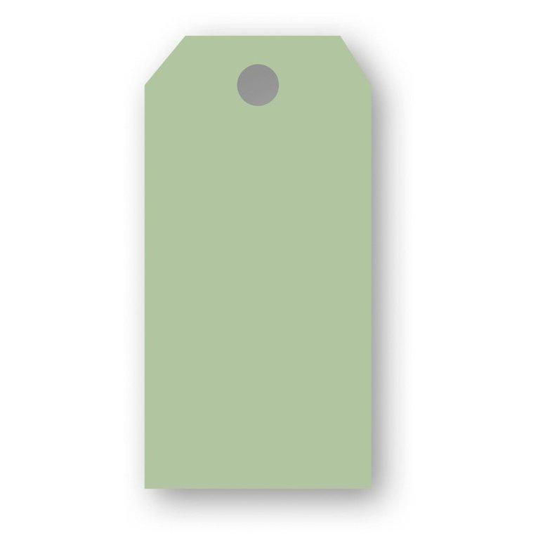 Adresskort 10-pack ljusgrön 1