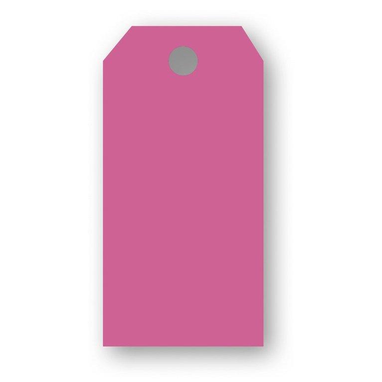 Adresskort 10-pack cerise 1