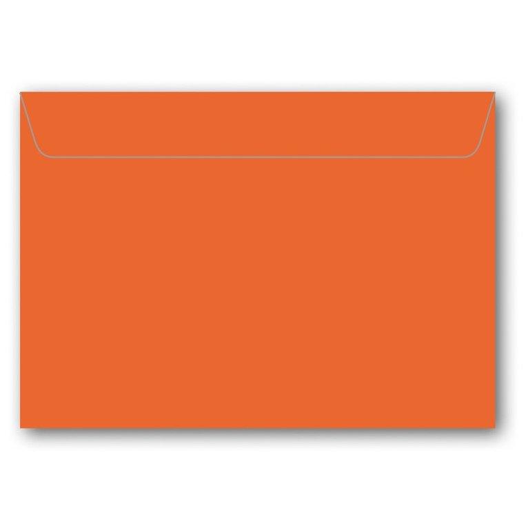 Kuvert C5 5-pack orange 1