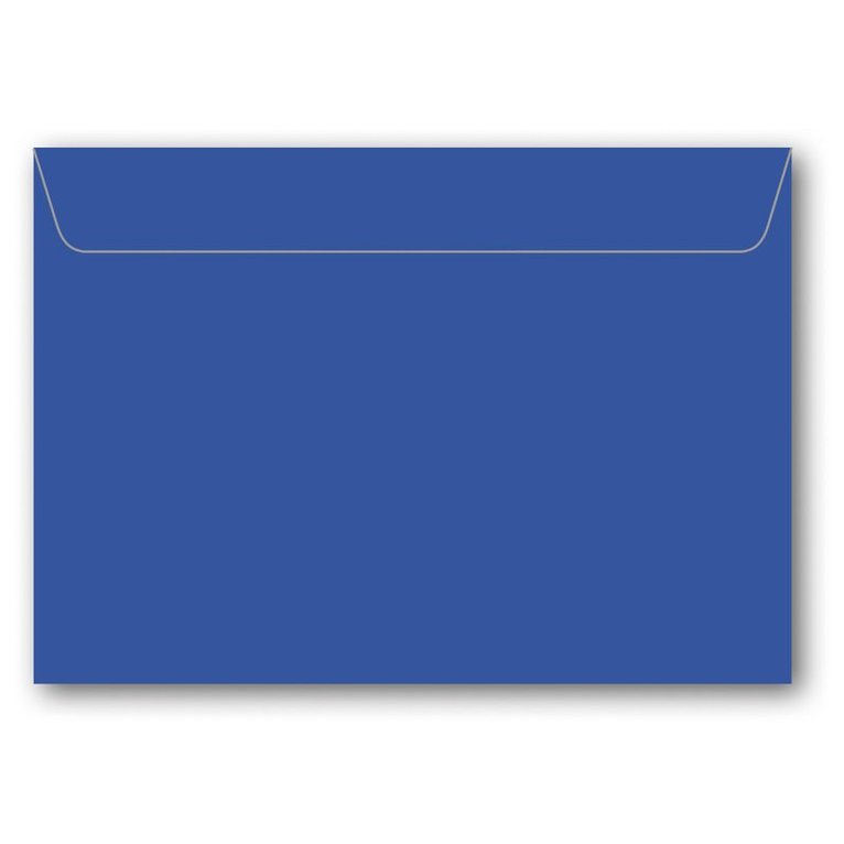Kuvert C5 5-pack klarblå 1