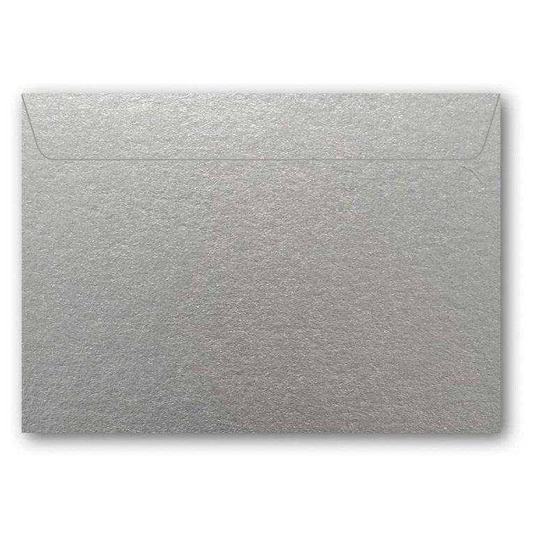 Kuvert C5 5-pack silver 1