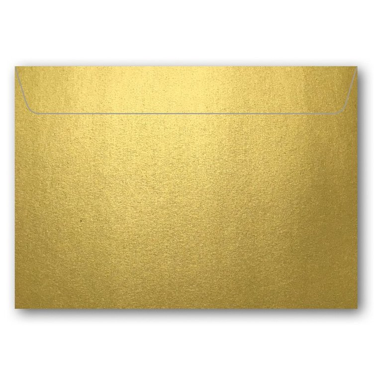 Kuvert C5 5-pack guld 1