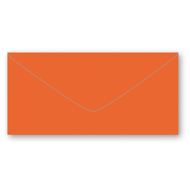 Kuvert E65 5-pack orange 1