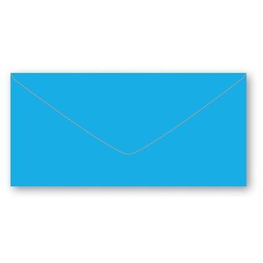 Kuvert E65 5-pack azurblå