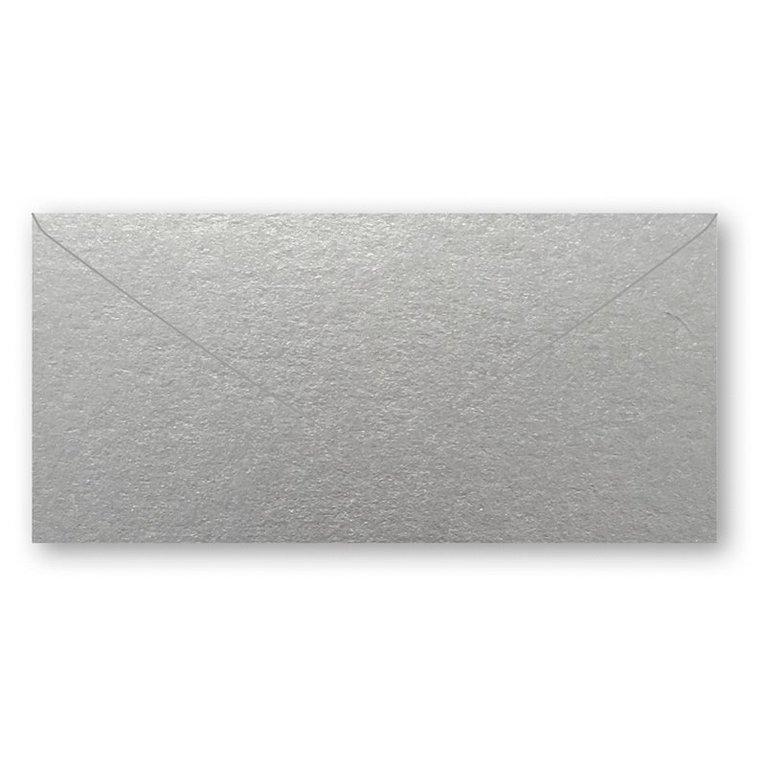 Kuvert E65 5-pack silver 1