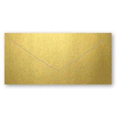 Kuvert E65 5-pack guld