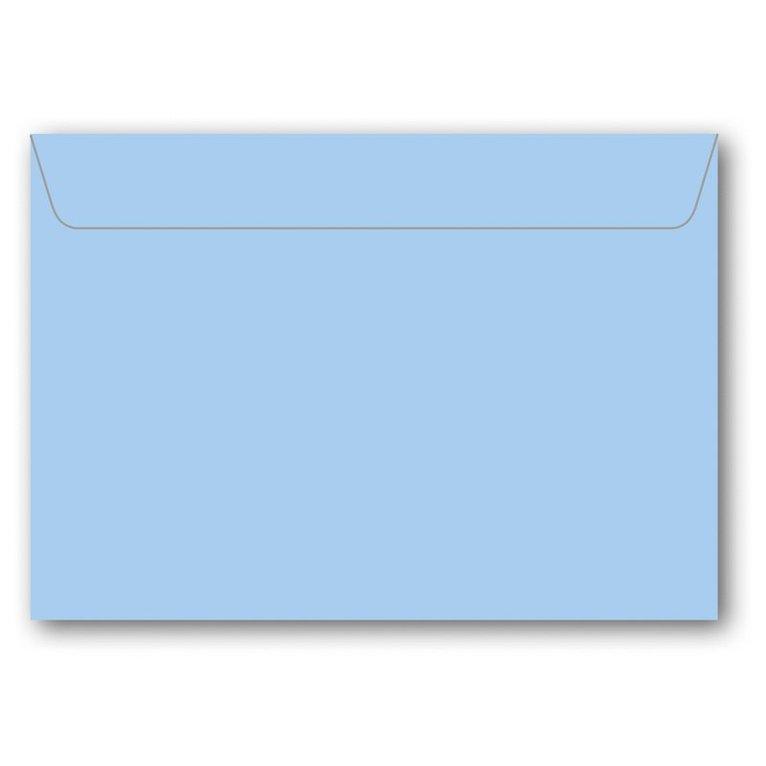 Kuvert C6 5-pack ljusblå 1