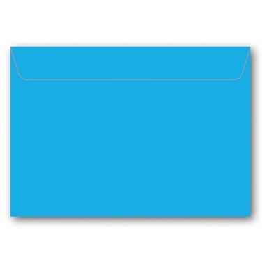 Kuvert C6 5-pack azurblå