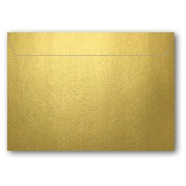 Kuvert C6 5-pack guld