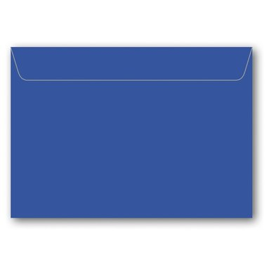 Kuvert C7 5-pack klarblå