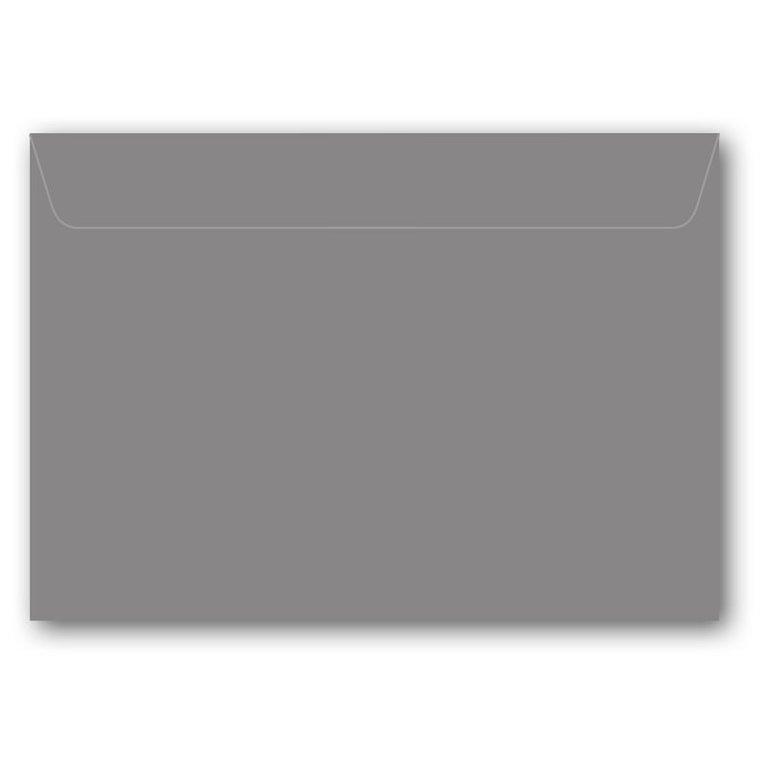 Kuvert C7 5-pack grå 1
