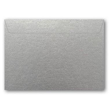 Kuvert C7 5-pack silver