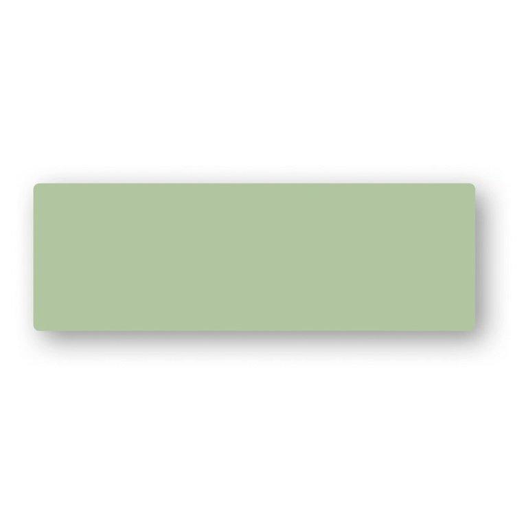 Placeringskort enkla 10-pack ljusgrön 1