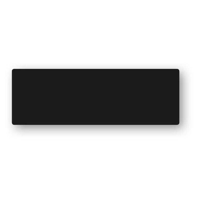 Placeringskort enkla 10-pack svart 1