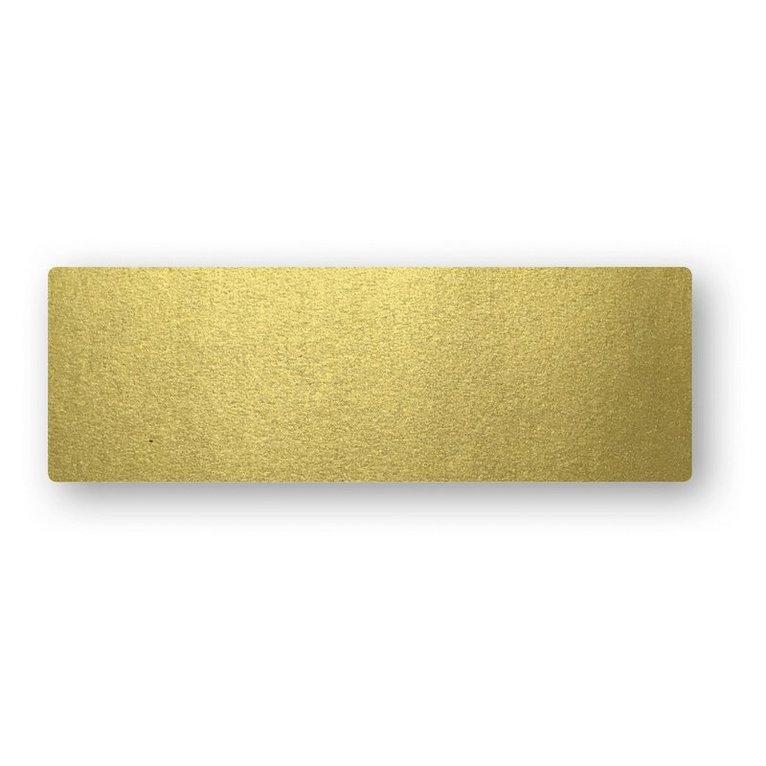 Placeringskort enkla 10-pack guld 1