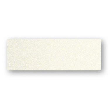 Placeringskort enkla 10-pack pärlemor creme