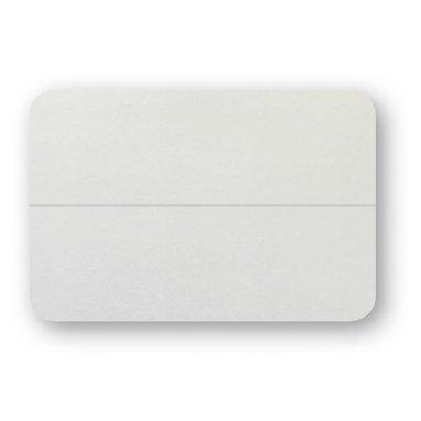 Placeringskort dubbla 10-pack pärlemor