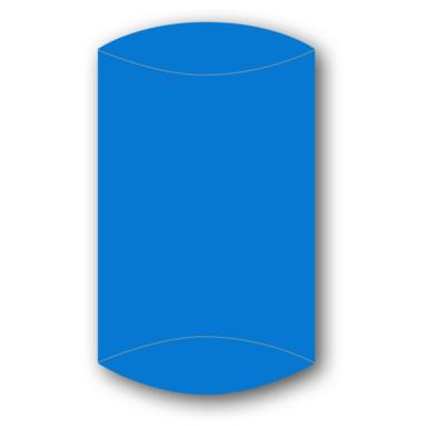 Presentask 3-pack azurblå