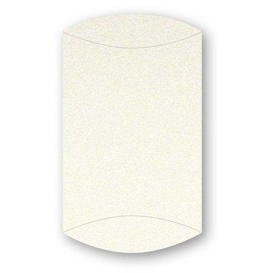 Presentask 3-pack pärlemor creme