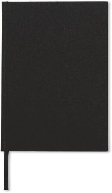 Anteckningsbok A5 olinjerad svart 1