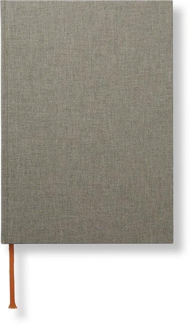 Anteckningsbok A4 linjerad beige 1