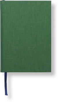 Anteckningsbok A5 linjerad äppelgrön