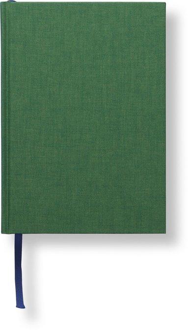 Anteckningsbok A5 linjerad äppelgrön 1