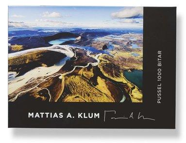 Pussel 1000 bitar Mattias A. Klum Island Sandur 1