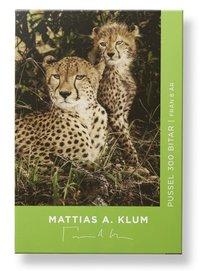 Pussel 300 bitar Mattias A. Klum gepard