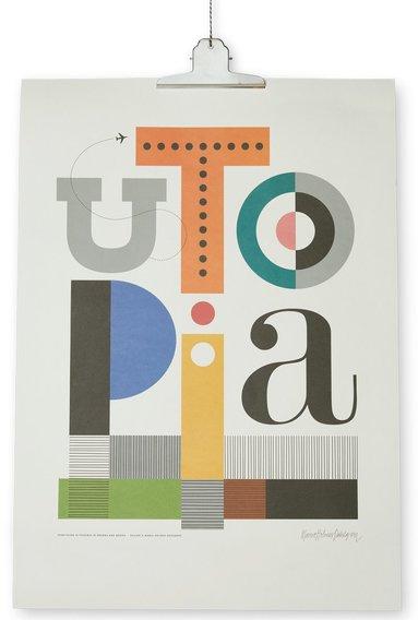 Print Utopia 50x70cm