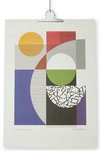 Print Alfagram 50x70cm