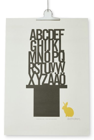 Print  29 Makes Swedish Magic 50x70cm