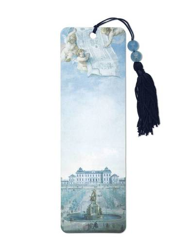 Bokmärke Drottningholms Slott Johan Pasch 1