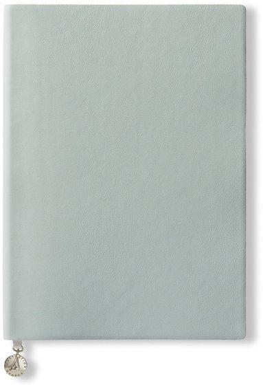 Anteckningsbok A5 linjerad mjuk pärm, ljusgrön 1