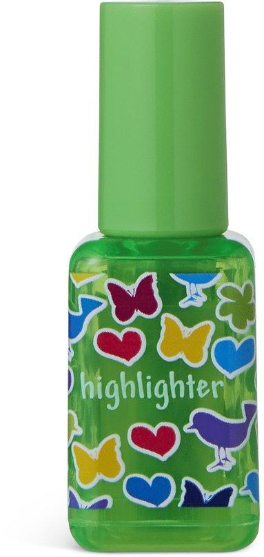 Överstrykningspenna nagellack grön 1