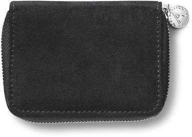 Plånbok textil svart