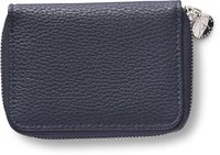 Plånbok buffalo blå